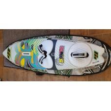 Wave purjelaud 99NoveNove Chameleon 2017 78L kasut.